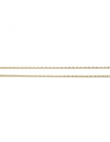 MK 230 Set antourage aur galben 18k cu safire