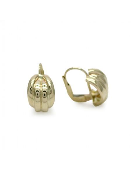 MC 1050 Cercei aur galben 14k