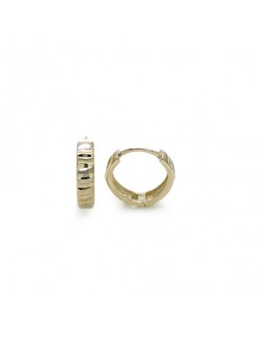 MC 1062 Cercei aur galben 14k