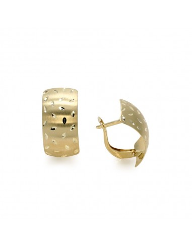 MC 106 Cercei aur galben 14K